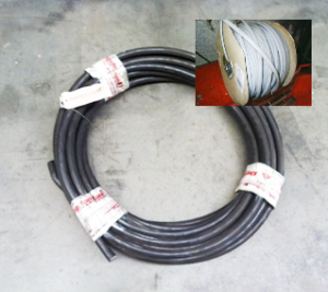 extra low voltage cabling - 30mm VS 2.5mm